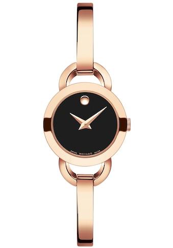MOVADO Schweizer Uhr »RONDIRO, 607065« kaufen