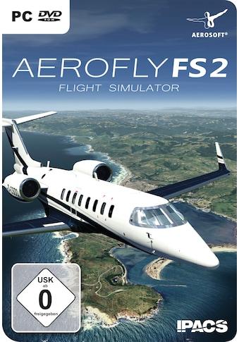 aerosoft Spiel »Aerofly 2«, PC kaufen