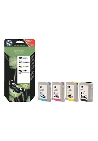 HP Tintenpatronen - Set Nr. 940XL »HP C2N93AE« kaufen