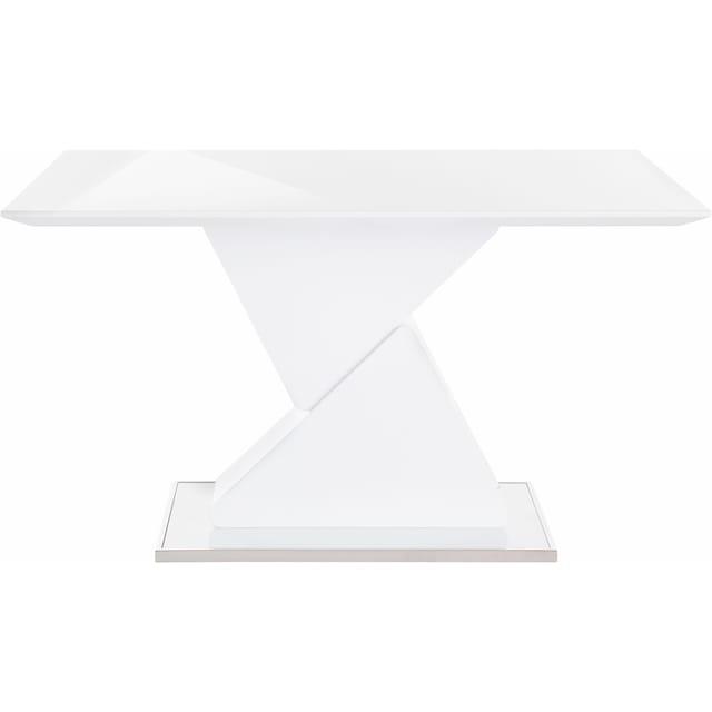 Homexperts Säulen-Esstisch »Cube«