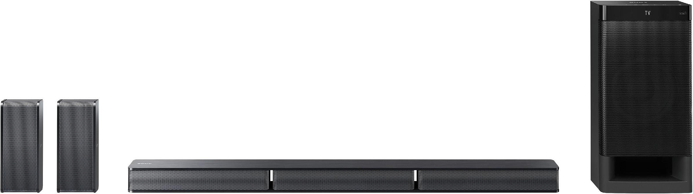 sony ht rt3 5 1 soundbar bluetooth nfc 600 watt auf. Black Bedroom Furniture Sets. Home Design Ideas