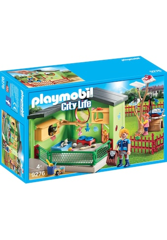 "Playmobil® Konstruktions - Spielset ""Katzenpension (9276), City Life"", Kunststoff kaufen"