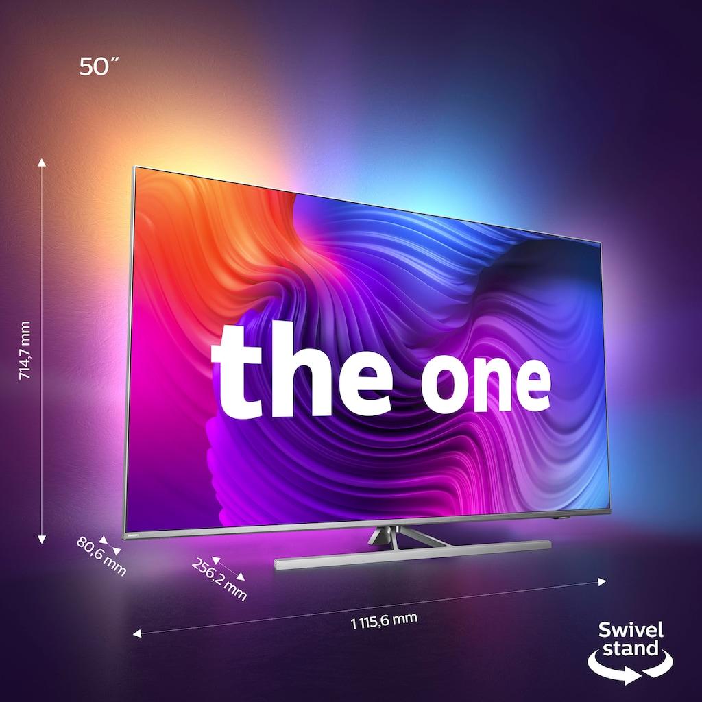 "Philips LED-Fernseher »50PUS8506/12«, 126 cm/50 "", 4K Ultra HD, Smart-TV"