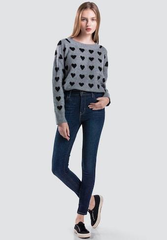 Levi's® Skinny - fit - Jeans »720 High Rise Super Skinny« kaufen