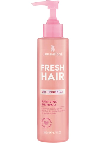 Lee Stafford Haarshampoo »Fresh Hair Purifying« kaufen