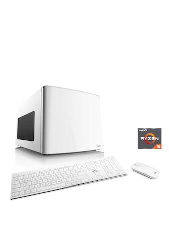 CSL »Gaming Box T8512 Wasserkühlung« Mini - PC (AMD, Ryzen 5, RTX 2060, Wasserkühlung) kaufen