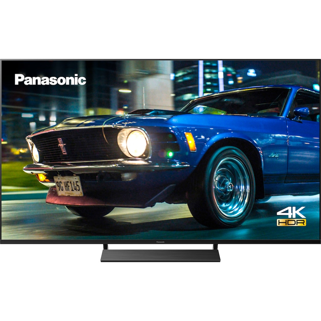 "Panasonic LED-Fernseher »TX-40HXW804«, 100 cm/40 "", 4K Ultra HD, Smart-TV"