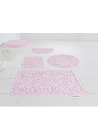 Badematte »Garden Pastels«, Guido Maria Kretschmer Home&Living, Höhe 3 mm kaufen