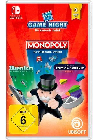 UBISOFT Spiel »HASBRO GAME NIGHT«, Nintendo Switch, Software Pyramide kaufen