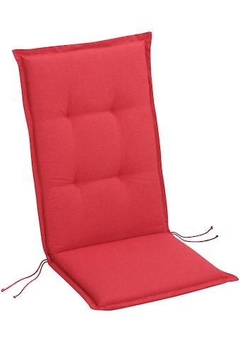 BEST Sesselauflage »Selection - Line«, (L/B): ca. 100x50 cm kaufen
