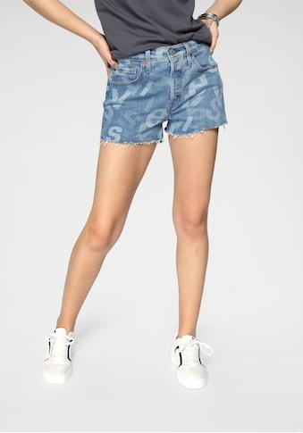 Levi's® Jeansshorts »501® ORIGINAL SHORT« kaufen