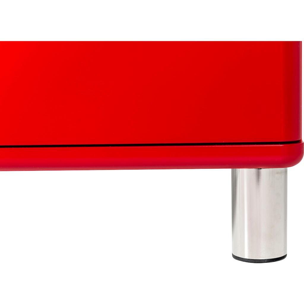 Tenzo Kommode »Malibu«, mit 4 Schubladen, Design von Rutger Anderson