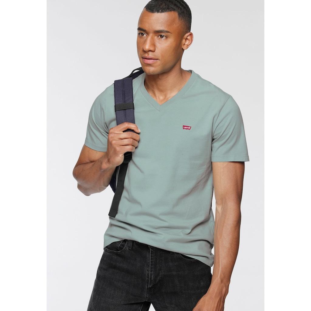 Levi's® V-Shirt, in klassischer Form