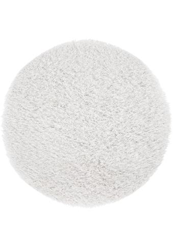 Hochflor - Teppich, »Levanto Deluxe«, LUXOR living, rund, Höhe 58 mm, maschinell getuftet kaufen