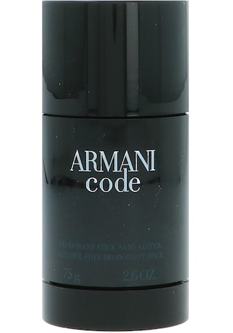 Giorgio Armani Deo-Stift »Code pour Homme« kaufen