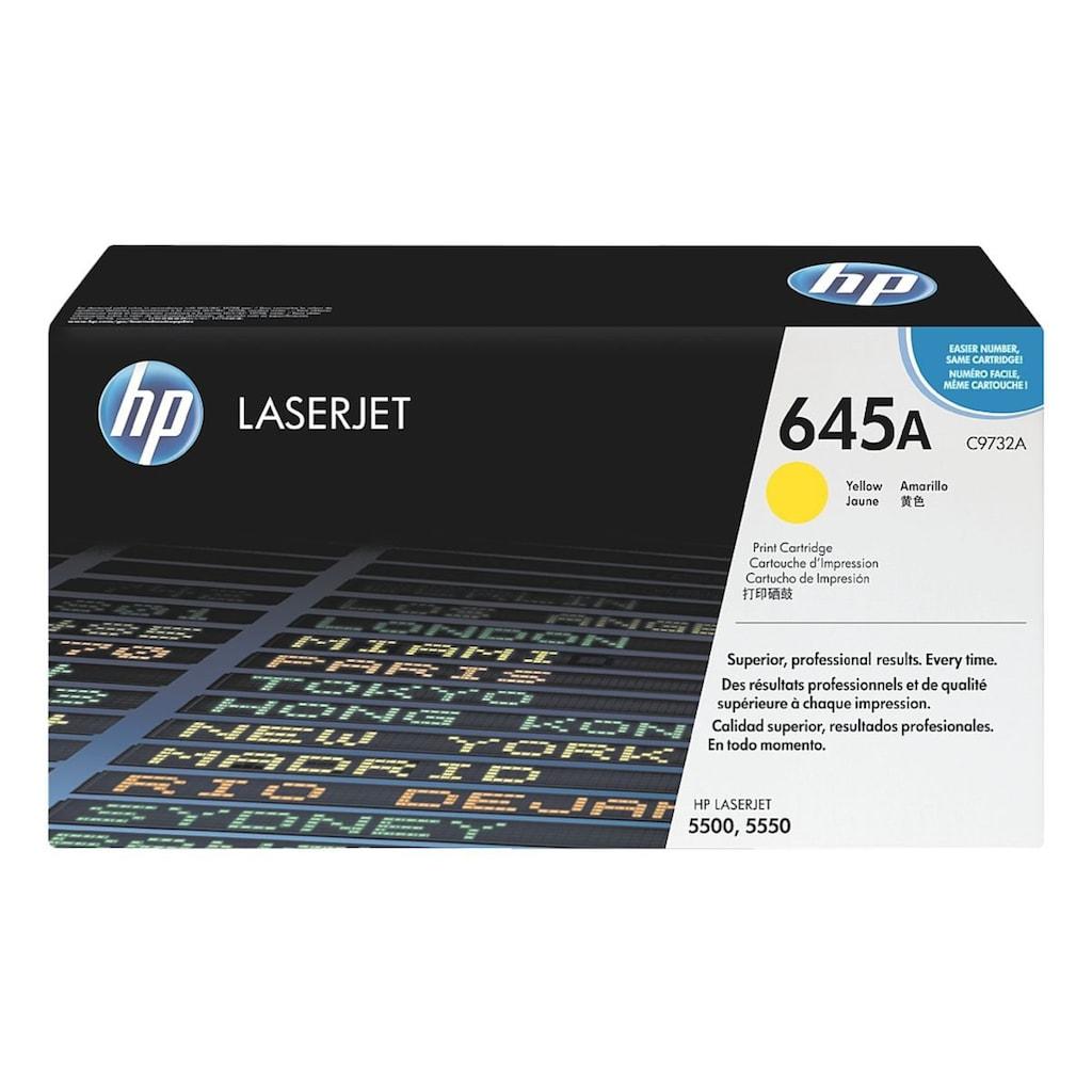 HP Druckkassette 645A