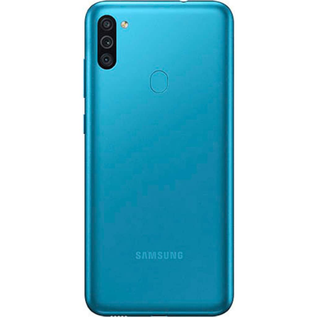 "Samsung Smartphone »Galaxy M11«, (16,24 cm/6,4 "" 32 GB Speicherplatz, 13 MP Kamera)"