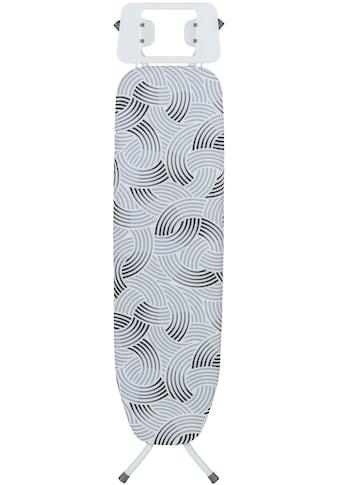 WENKO Bügelbrett »Base«, Bügelfläche 110 cmx30 cm, höhenverstellbar, platzsparend... kaufen