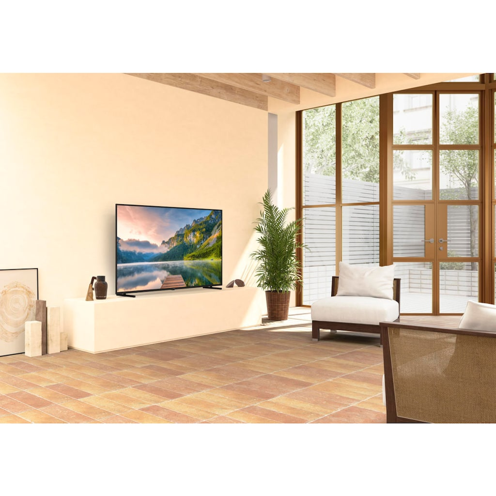 "Panasonic LED-Fernseher »TX-65JXW834«, 164 cm/65 "", 4K Ultra HD, Android TV"