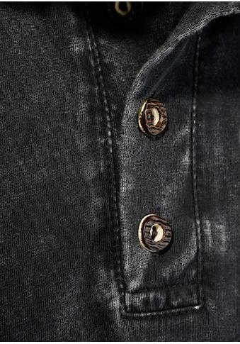 Hangowear Trachtenpoloshirt Herren mit Aufdruck und Stickerei kaufen