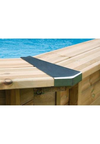 INTERLINE Eckverbinder 8 Stück, für Holz - Ovalpool kaufen