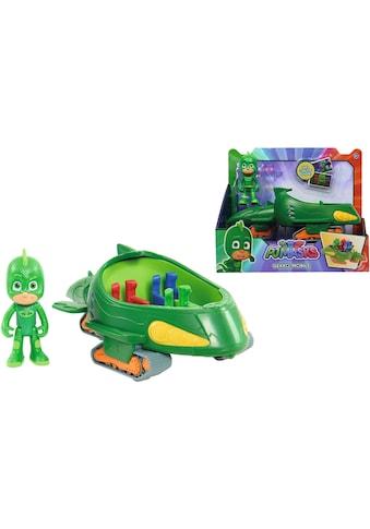 SIMBA Spielzeug-Auto »PJ Masks, Gecko mit Geckomobil« kaufen