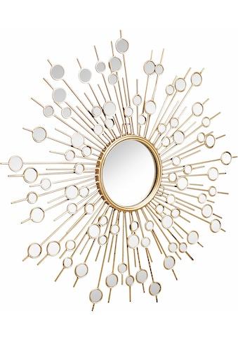 Home affaire Dekospiegel, mit dekorativen Spiegelelementen kaufen