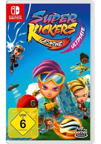 Spiel »Super Kickers League Ultimate«, Nintendo Switch kaufen