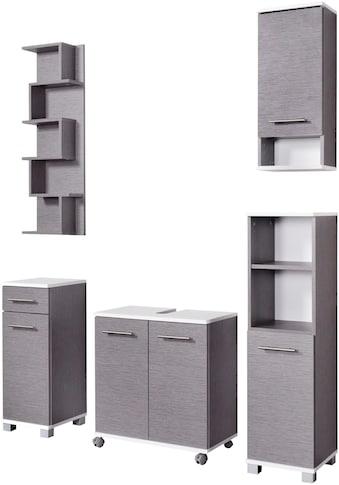 Schildmeyer Badmöbel - Set »Rhodos« (Set, 5 - tlg) kaufen