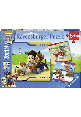 """Ravensburger Puzzle """"Paw Patrol Helden mit Fell"""" kaufen"""