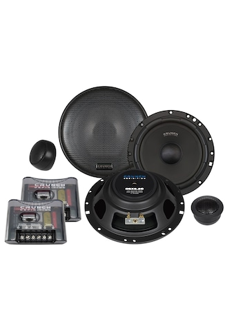 Crunch 2 - Wege - Komponenten - Lautsprechersystem 16,5 cm »DSX6.2C«, (ein Set) kaufen