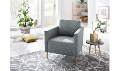 andas Sessel »Flavio«, elegant und zeitloses Design kaufen