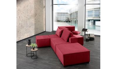 Max Winzer® Sofaelement »MOVE«, Einzelelement 90/30/42 cm, individuell kombinierbar kaufen