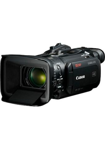 Canon »Legria GX - 10« Camcorder (4K Ultra HD, WLAN (Wi - Fi), 15x opt. Zoom) kaufen