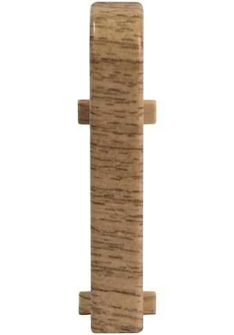 EGGER Zwischenstücke »Eiche natur«, für 6 cm EGGER Sockelleiste kaufen