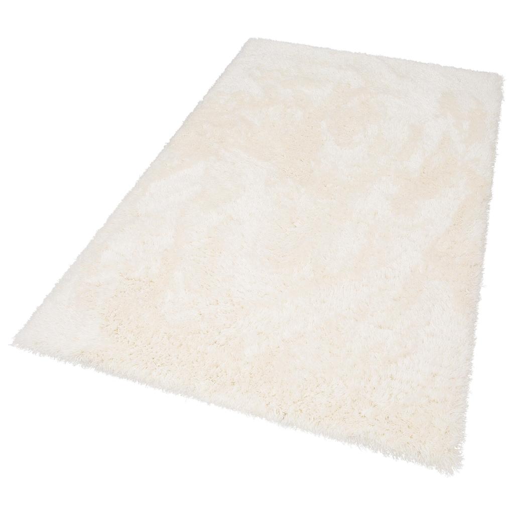 merinos Hochflor-Teppich »Floki 861«, rechteckig, 70 mm Höhe, Besonders weich durch Microfaser