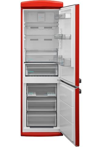 Sharp Kühl-/Gefrierkombination, SJ-RA10RMXRD-EU, 190,1 cm hoch, 60,5 cm breit kaufen