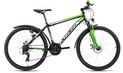 KS Cycling ATB »Xtinct«, 21 Gang, Shimano, Tourney Schaltwerk, Kettenschaltung kaufen