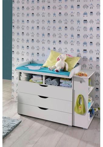 rauch BLUE Babymöbel-Set »Bristol«, (Spar-Set, 2 St.), Wickelkommode + Seitenregal kaufen