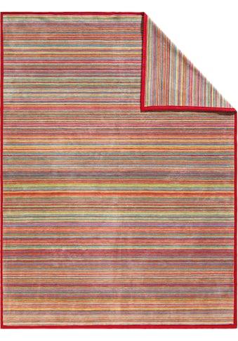 IBENA Wohndecke »Messina Modern«, mit bunten Streifen kaufen