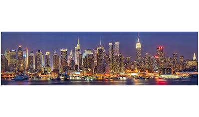 Küchenrückwand  -  Spritzschutz »profix«, Skyline NY, 220x60 cm kaufen