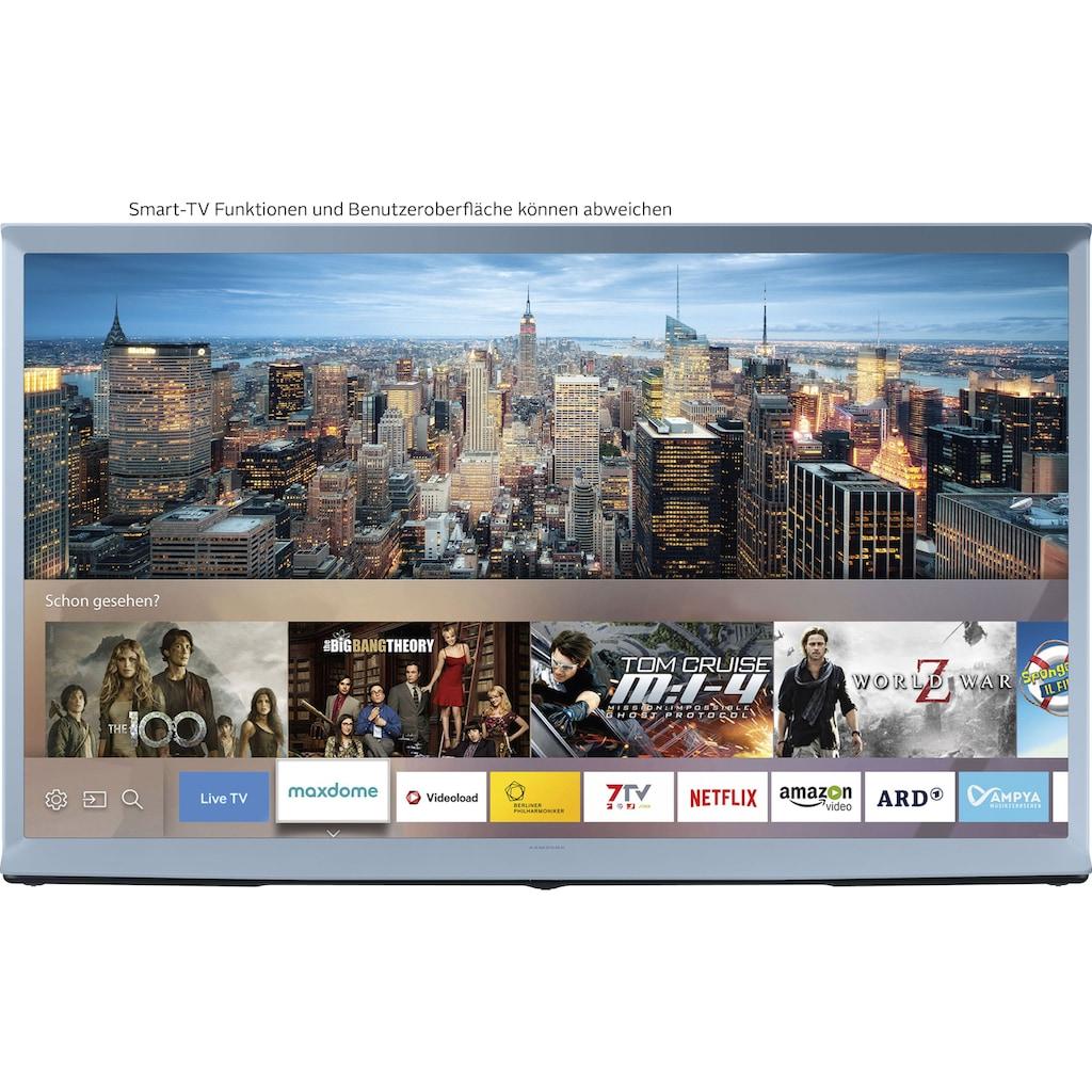 """Samsung QLED-Fernseher »GQ43LS01TBU """"The Serif""""«, 108 cm/43 """", 4K Ultra HD, Smart-TV"""