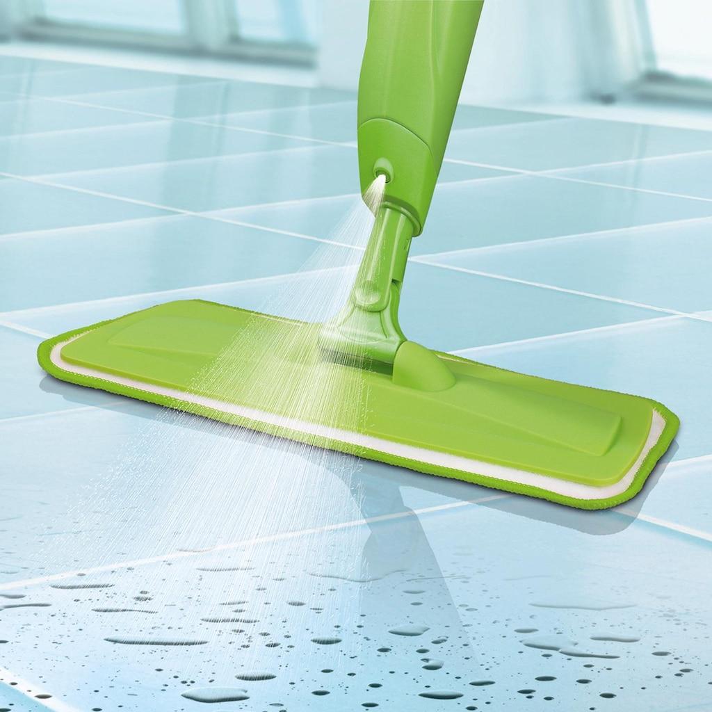 CLEANmaxx Sprühwischer, mit abnehmbarem Wassertank und Tropf-Stopp-Funktion