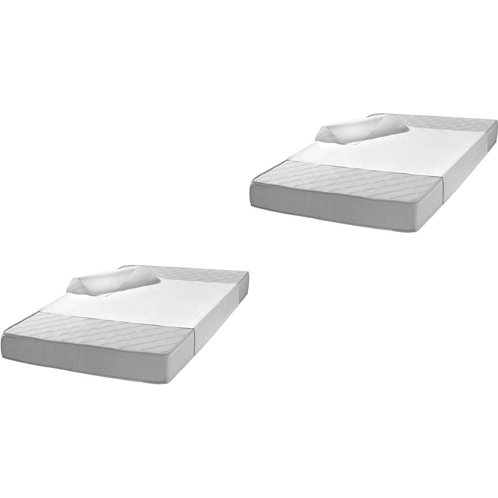 SETEX Matratzenauflage »Inkontinenzauflage »14PE«, SETEX, Materialmix, wasserdicht«, im günstigen 2er-Set