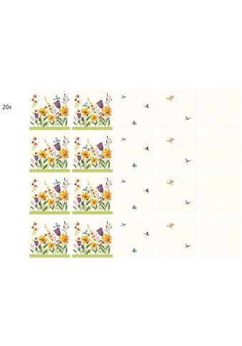 Wall - Art Fliesenaufkleber »Fliesenaufkleber Blütenpoesie« kaufen