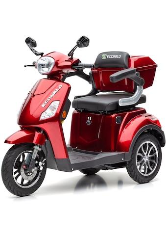 ECONELO Elektromobil »J1000«, 1000 W, 25 km/h, (mit Topcase) kaufen