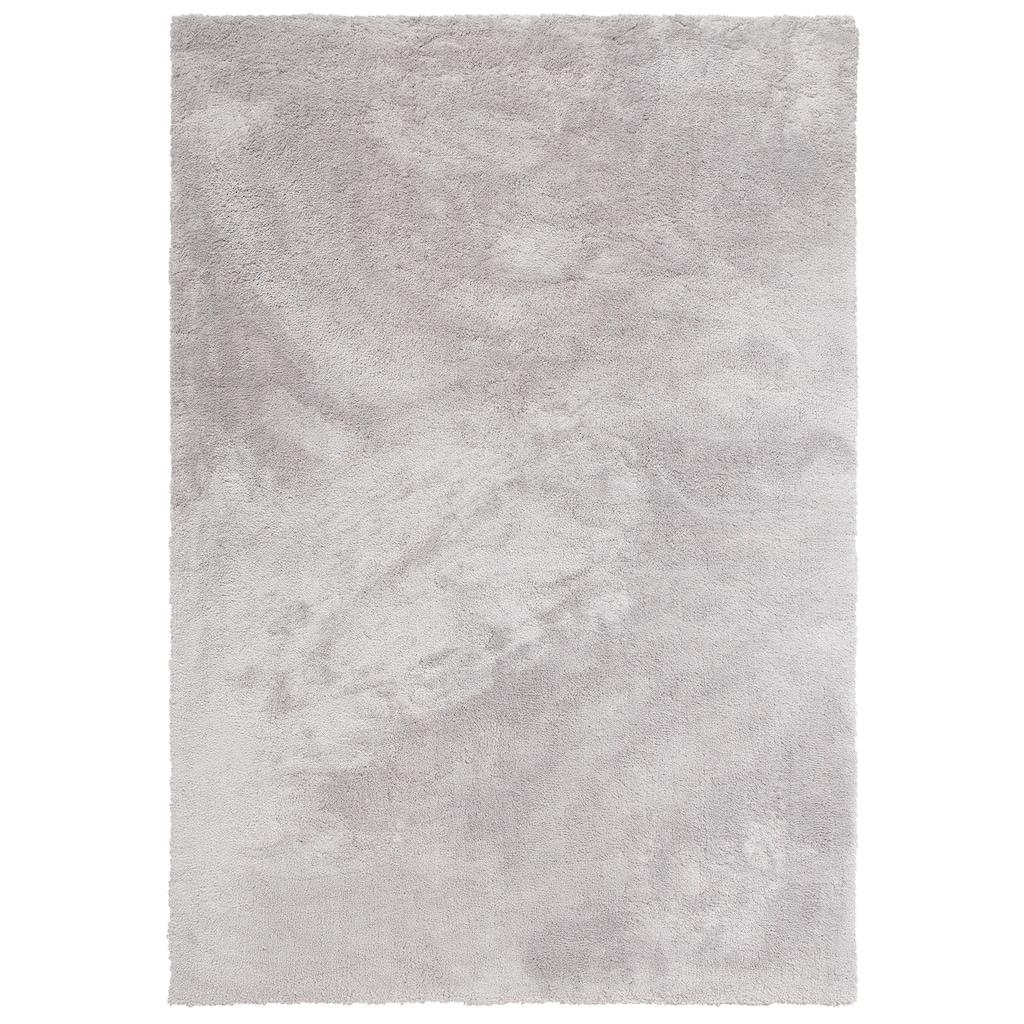 Hochflor-Teppich, »Magong«, my home, rechteckig, Höhe 25 mm, handgetuftet