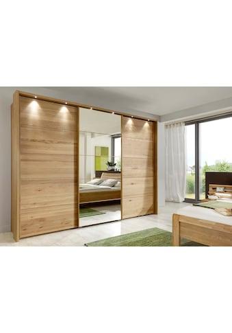 WIEMANN Schwebetürenschrank »Kufstein«, mit Spiegeltür kaufen