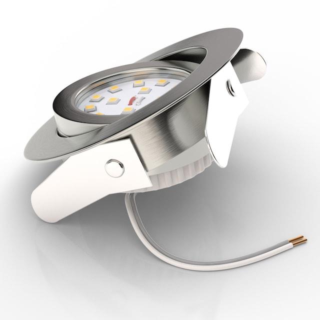 B.K.Licht,LED Einbauleuchte»Kiro«,