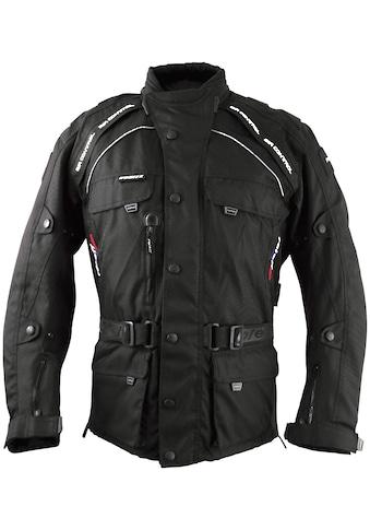 roleff Motorradjacke »Liverpool RO780«, Mit Sicherheitsstreifen kaufen